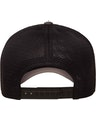 Yupoong 6360J1 Charcoal / Black
