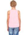 Bella + Canvas 3480Y Neon Pink