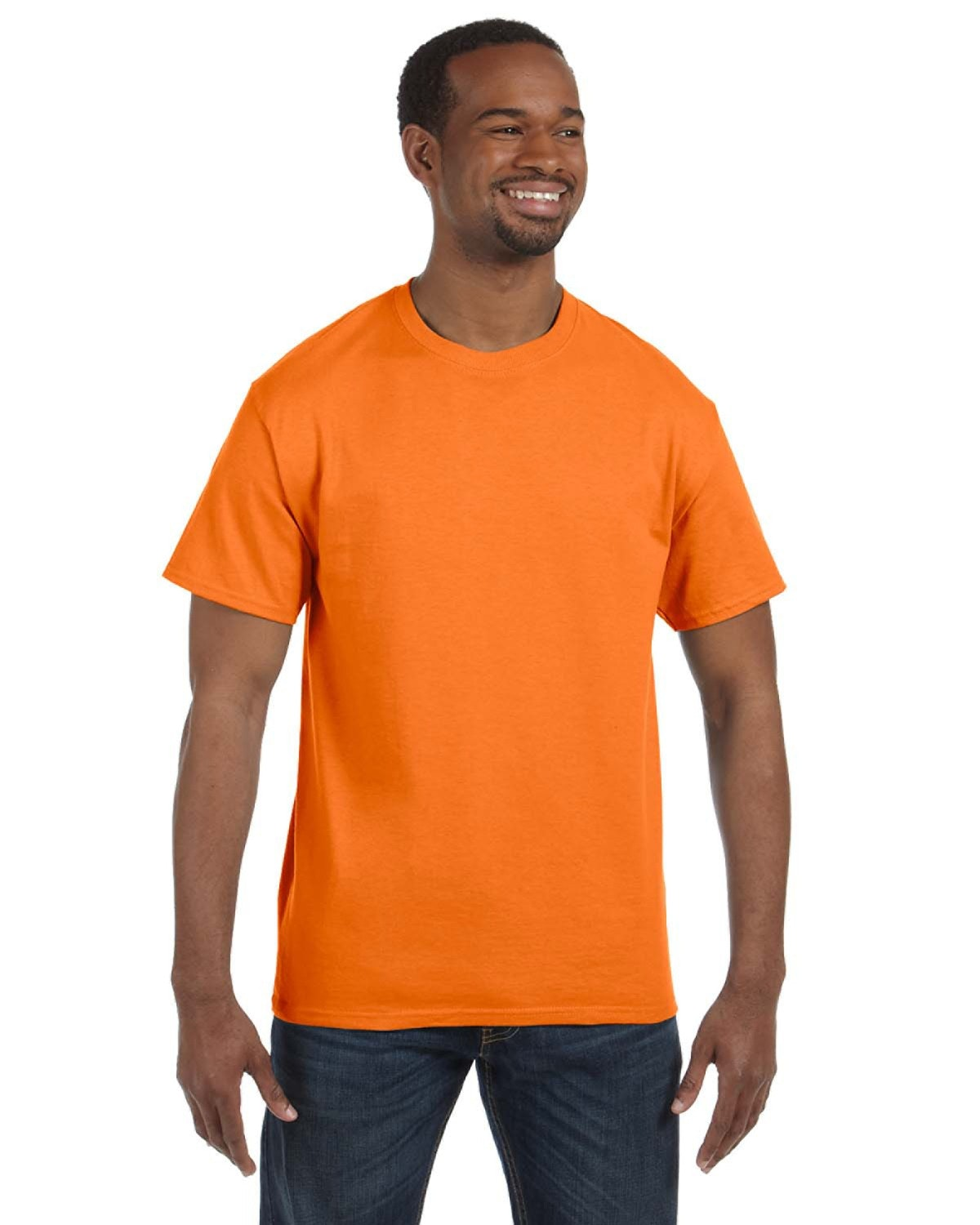 Gildan G500 High Viz Safety Orange