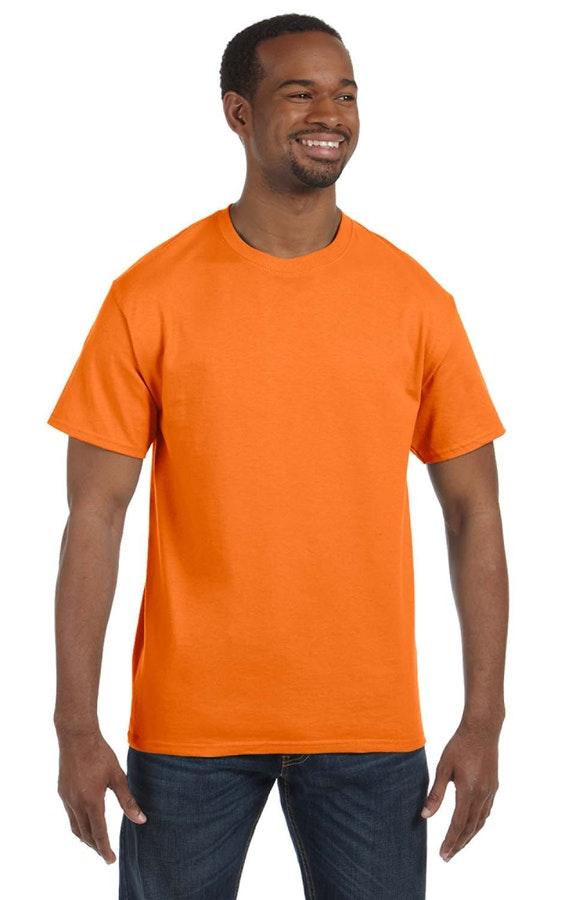 Gildan G500 High Viz Safety Orange