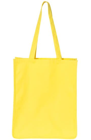 Q-Tees Q125400 Yellow