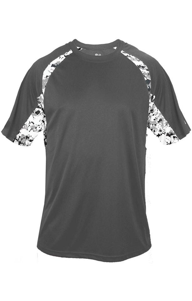 Badger 2140 Graphite / White Digital