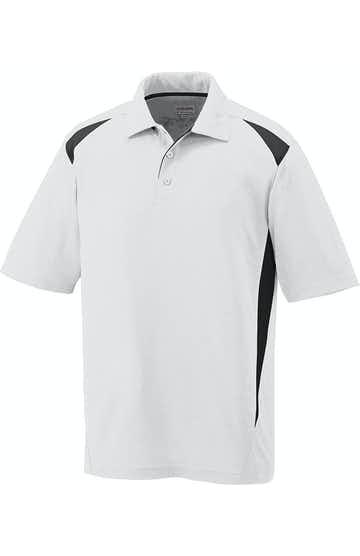 Augusta Sportswear 5012 White/Black