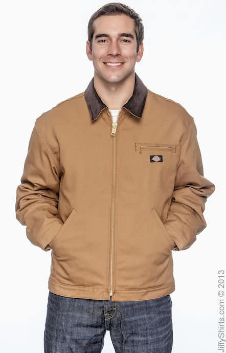 Dickies 758 Brown Duck