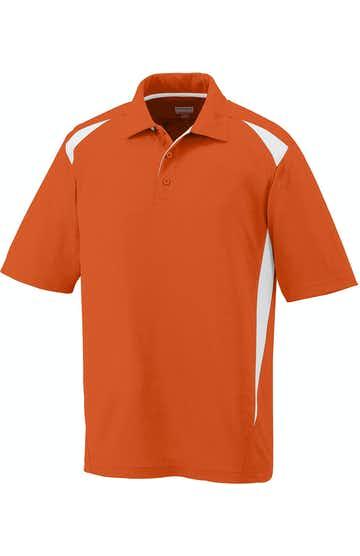 Augusta Sportswear 5012 Orange/White