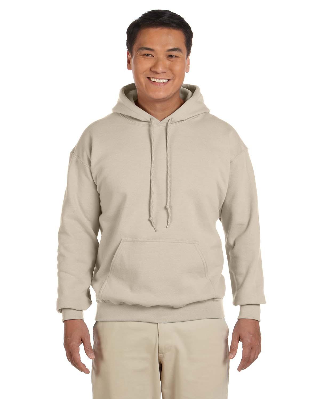 Gildan Mens Heavyweight Blend Hooded Sweatshirt