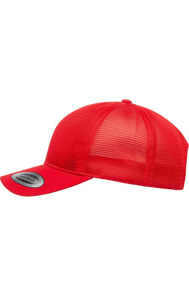 Yupoong 6360J1 Red