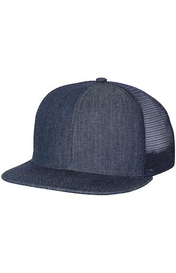 Mega Cap 6997B Navy Denim