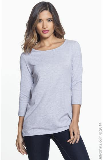 Devon & Jones DP192W Heather Grey