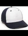 Outdoor Cap MWS50 White / Navy / Navy