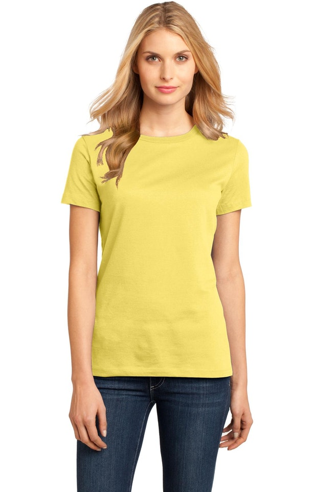 District DM104L Yellow