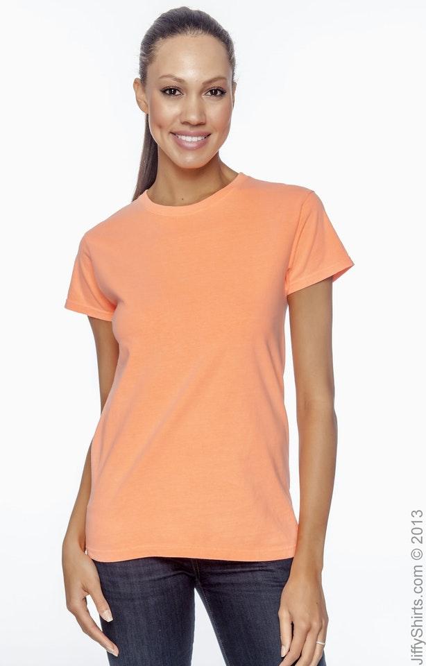 Authentic Pigment 1977 Neon Orange