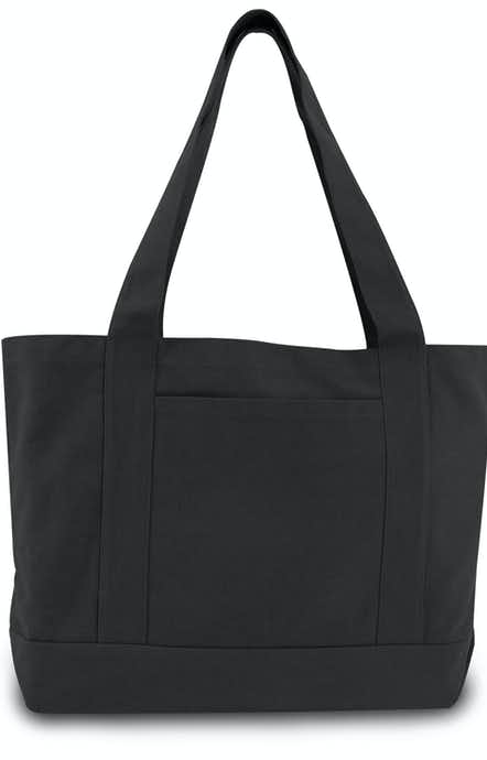 Liberty Bags 8870 Washed Black