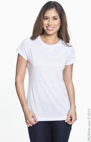 130135671 Sublivie 1510 Ladies' SubliVie Ladies' Sublimation Polyester T-Shirt ...