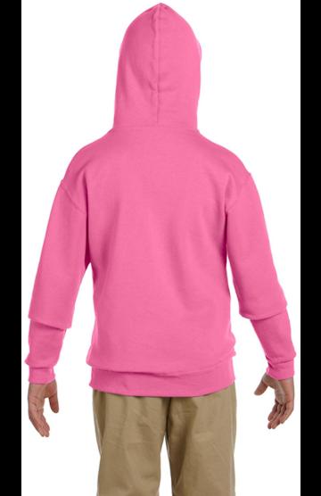 Jerzees 996Y Neon Pink