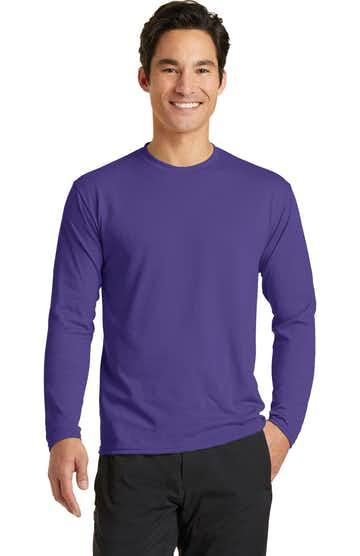 Port & Company PC381LS Purple