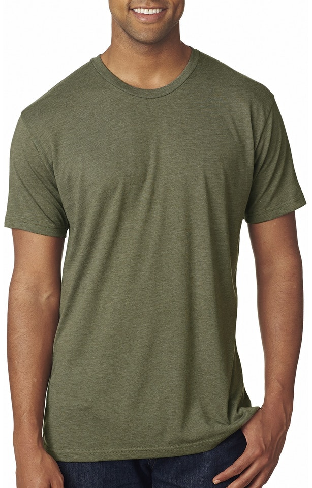 Next Level 6010A Military Green