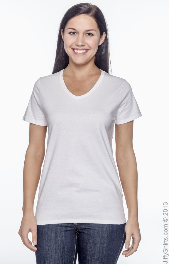 Hanes 5780 White