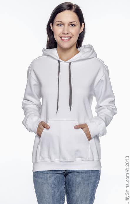 27f3f70d Gildan G925 Adult Premium Cotton® Adult 9 oz. Ringspun Hooded Sweatshirt -  JiffyShirts.com