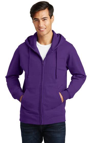 Port & Company PC850ZH Team Purple