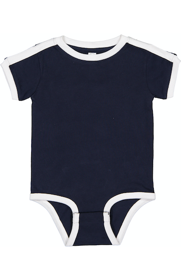 Rabbit Skins 4432 Navy/ White