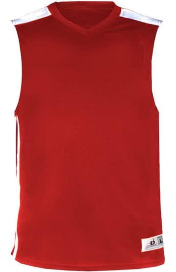 Badger 8948 Red / White
