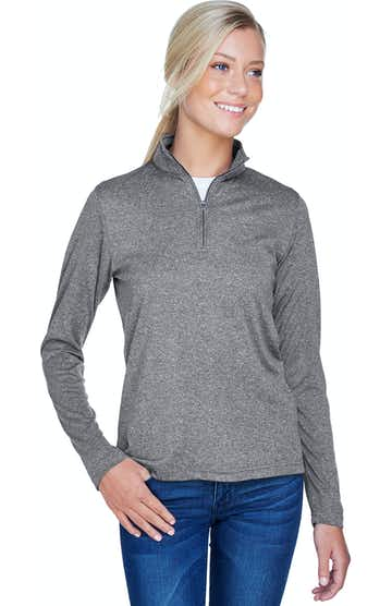 UltraClub 8618W Charcoal Heather