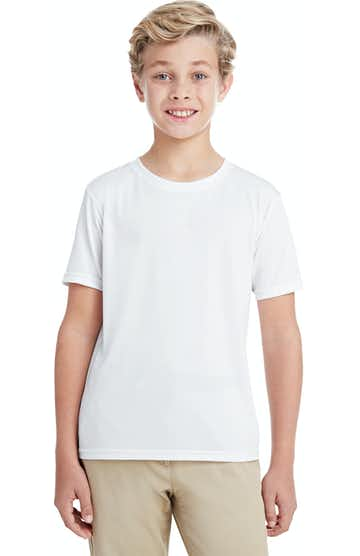 Gildan G460B White