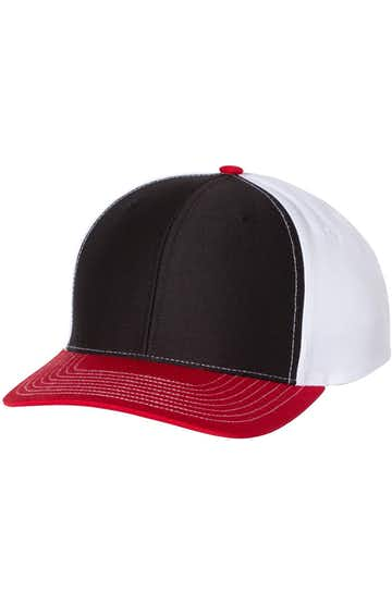Richardson 312J1 Black/ White/ Red