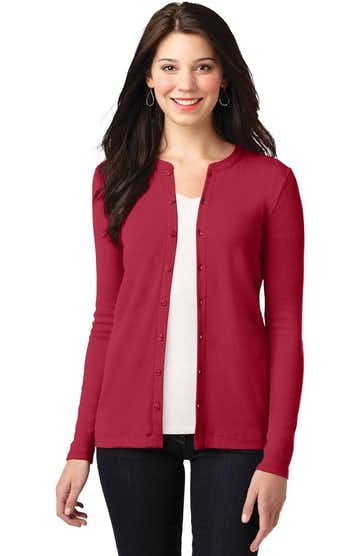 Port Authority LM1008 Rich Red