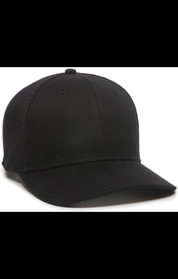 Outdoor Cap RGR-360M Black / Black