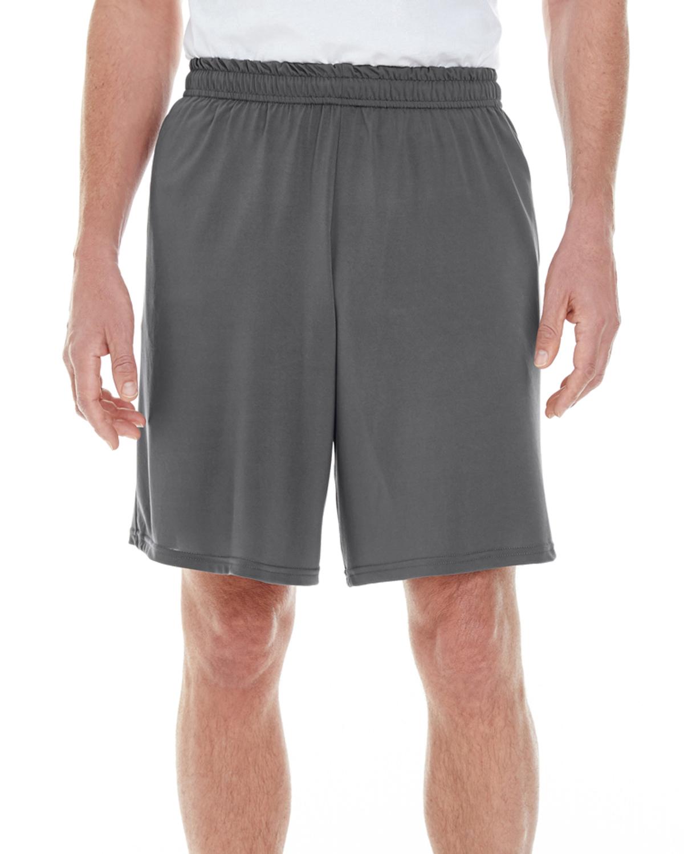GILDAN Performance Adult Unisex Sport Shorts with Pocket