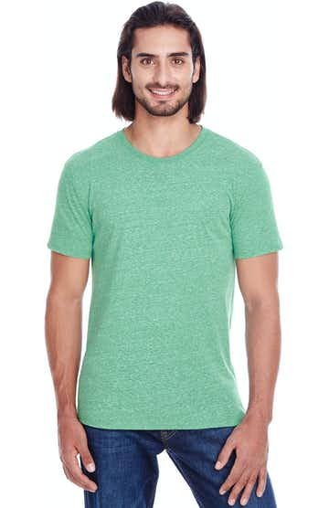Threadfast Apparel 102A Green Triblend