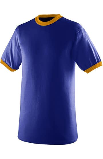 Augusta Sportswear 710 Purple/Gold