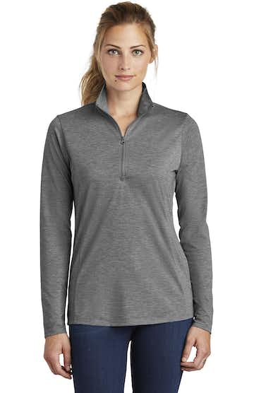 Sport-Tek LST407 Dark Gray Heather