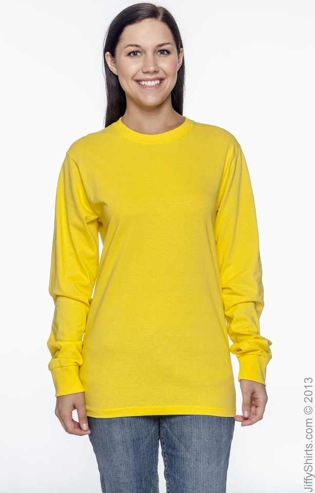Fruit of the Loom 4930 Yellow