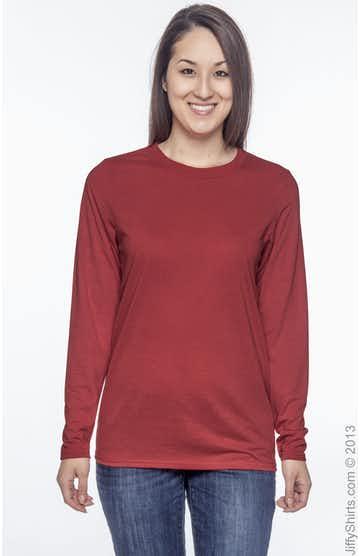 Gildan G424 Red