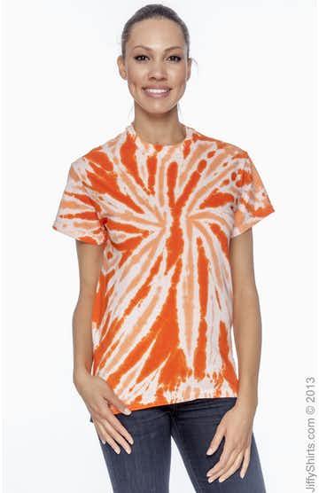 Tie-Dye CD110 Twist Orange