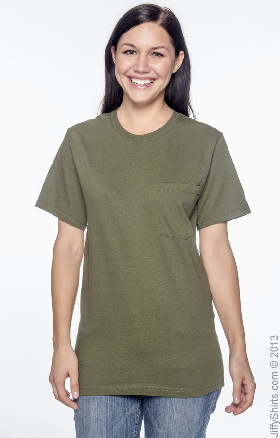 Fruit of the Loom 3931P Military Green