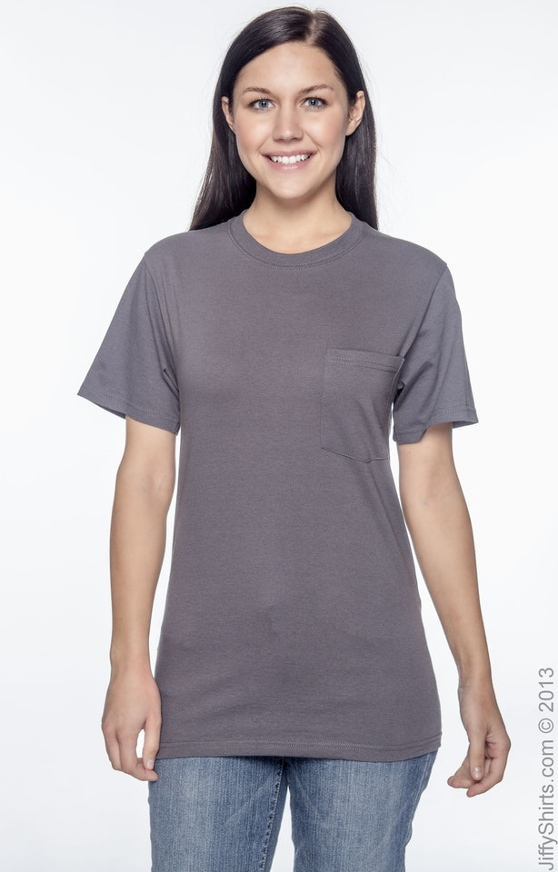 Fruit of the Loom 3931P Charcoal Grey
