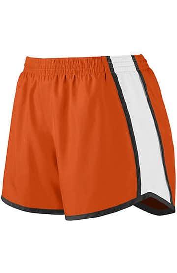 Augusta Sportswear 1265 Orange/White/Black