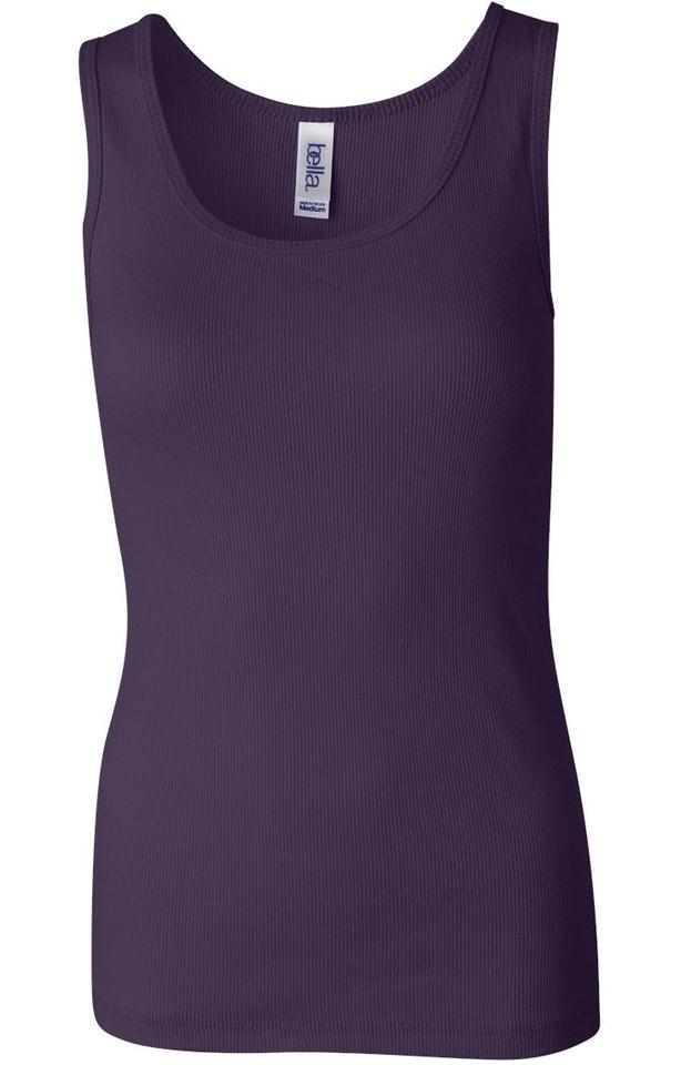 Bella + Canvas 4000 Purple