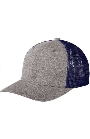 Port Authority C302 True Navy / Gray Heather