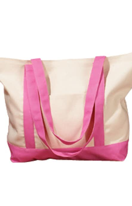 BAGedge BE004 Natural/Pink
