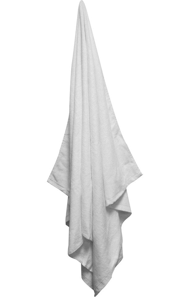 Carmel Towel Company C3560 White