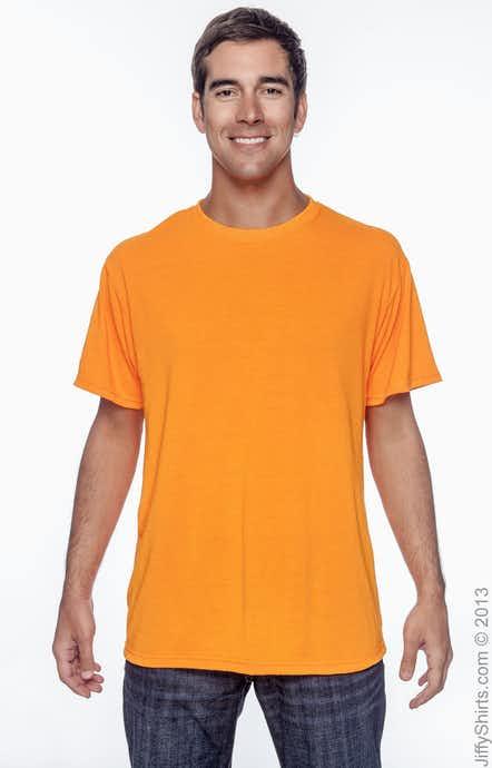 Jerzees 21M High Viz Safety Orange