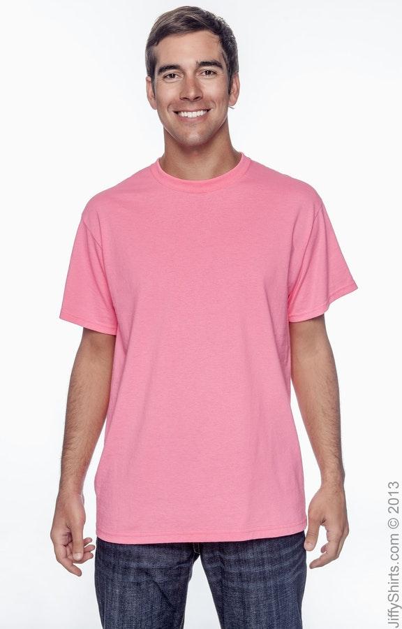 Jerzees 29M Neon Pink