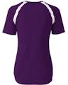 A4 W019AR Purple / White