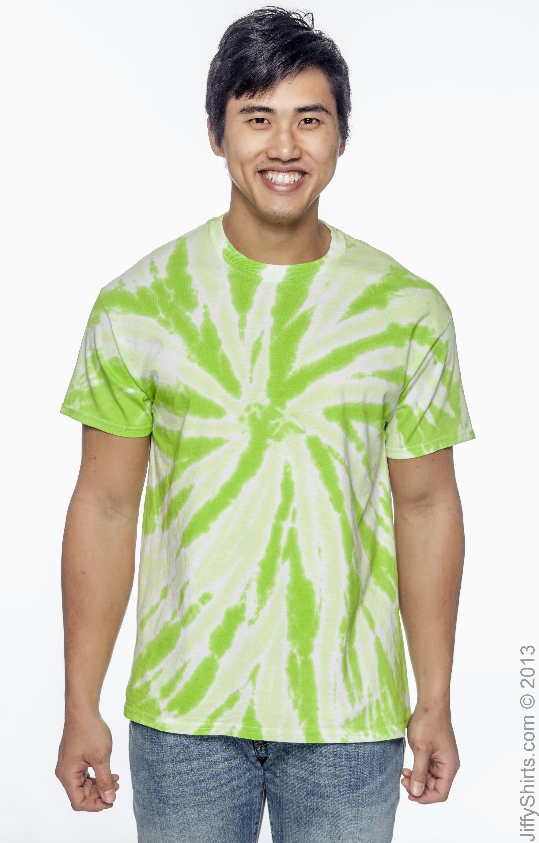 Tie-Dye CD110 Twist Lime