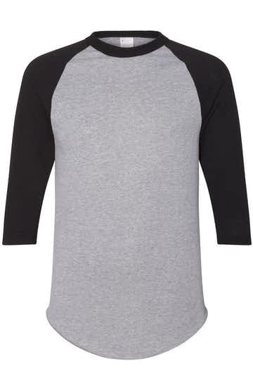 Augusta Sportswear AG4420 Ath Hthr/ Black